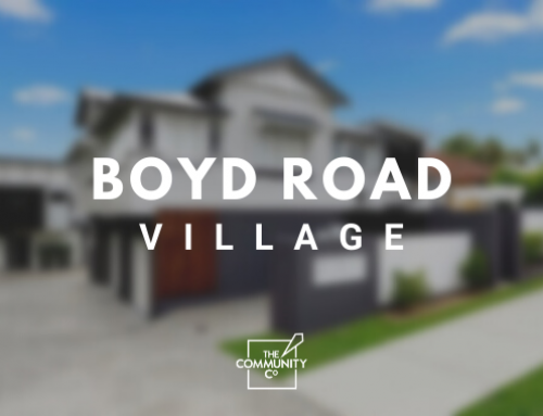 WELCOME – Boyd Road Village
