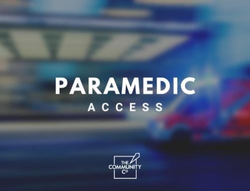 Paramedics Access To Your Building