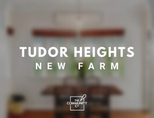 WELCOME – Tudor Heights, New Farm